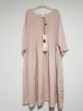 Everyday Linen Dress - Montaigne
