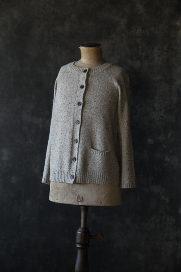 Sage Donegal Cardigan