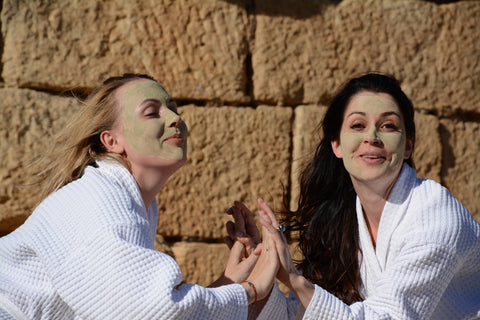 best spa treatments with Katari Argil Green Clay Sbeitla Tunisia