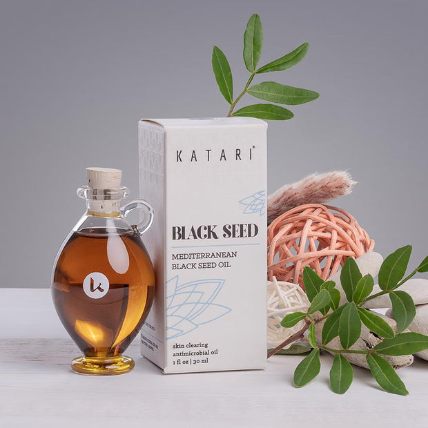 Black Seed Oil | 100% pure, cold-pressed oil for clear skin 1