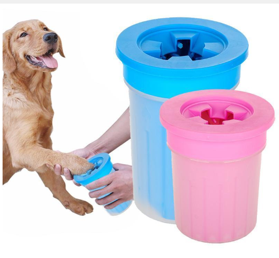 Paw Brush Washer