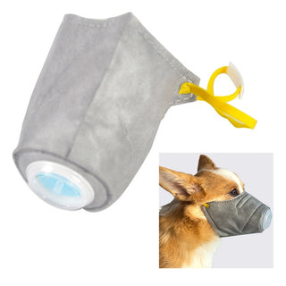 Dog Safety  Mask