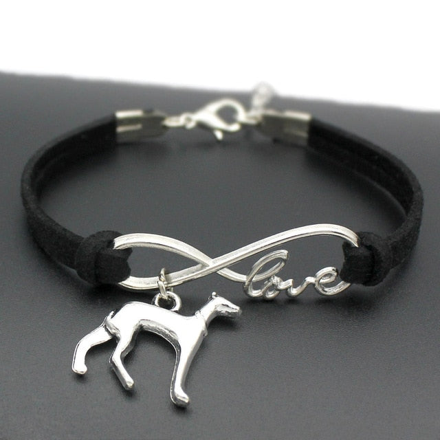 Greyhound Charms Bracelets