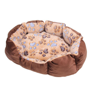 Winter Dog Bed