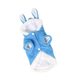 Cute Bunny Pet Costume