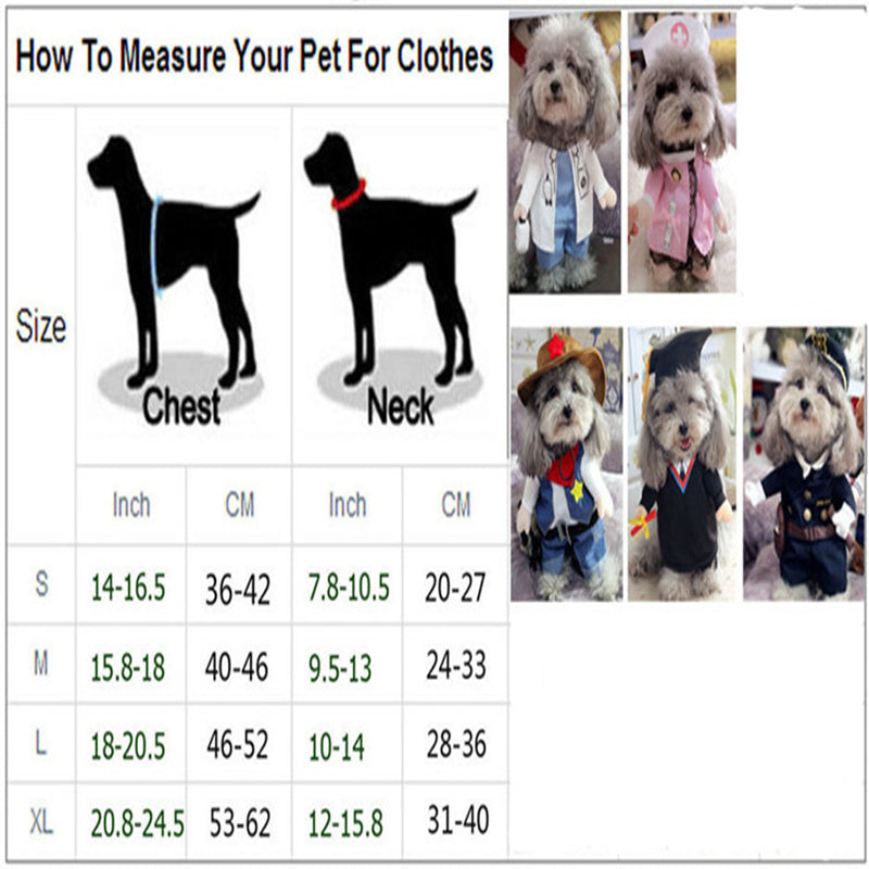 Creative Dog Clothes