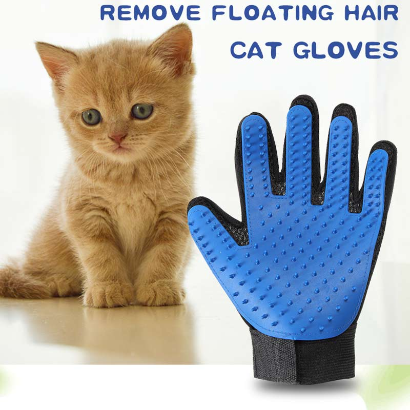 Pet Shedding Grooming Glove