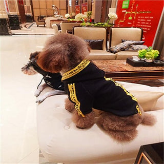 Hoodies Clothes Fleece Sweatshirt For Small Dogs, Puppies, Cat,