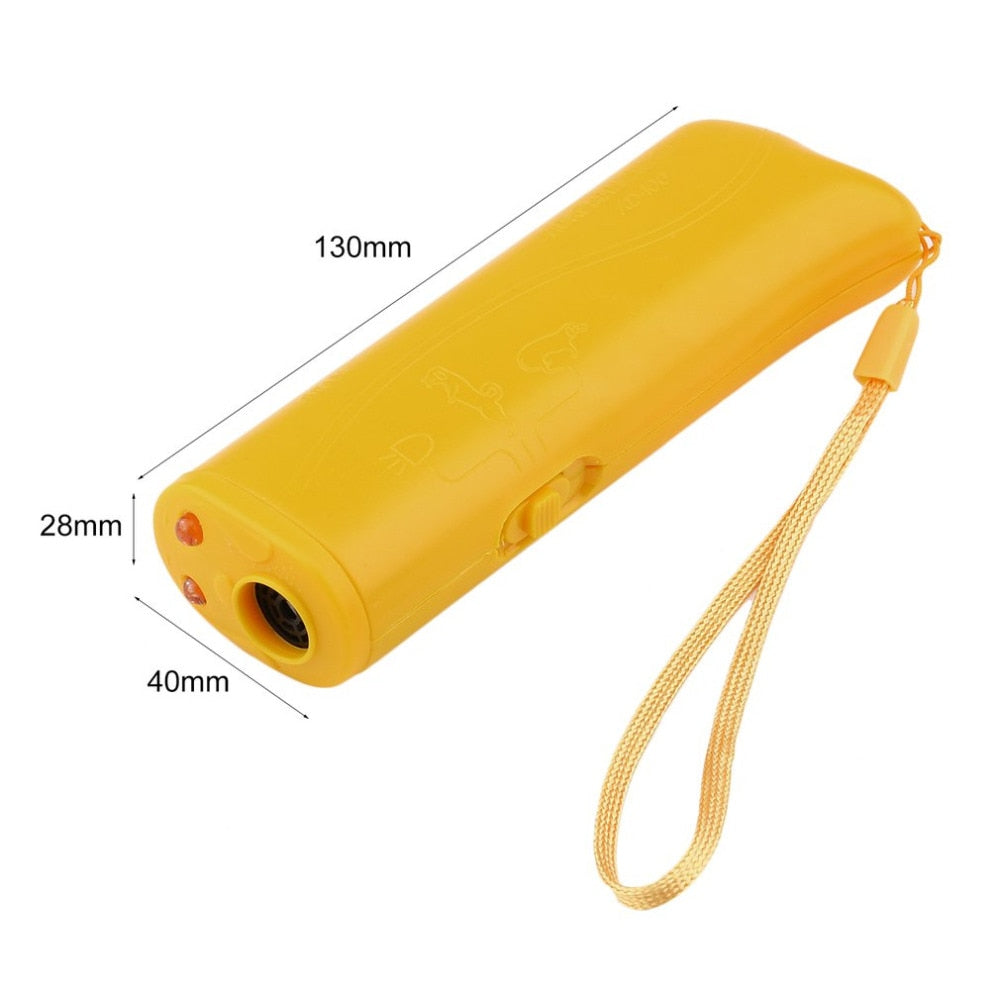 Dog 3 in 1 Anti Barking Device
