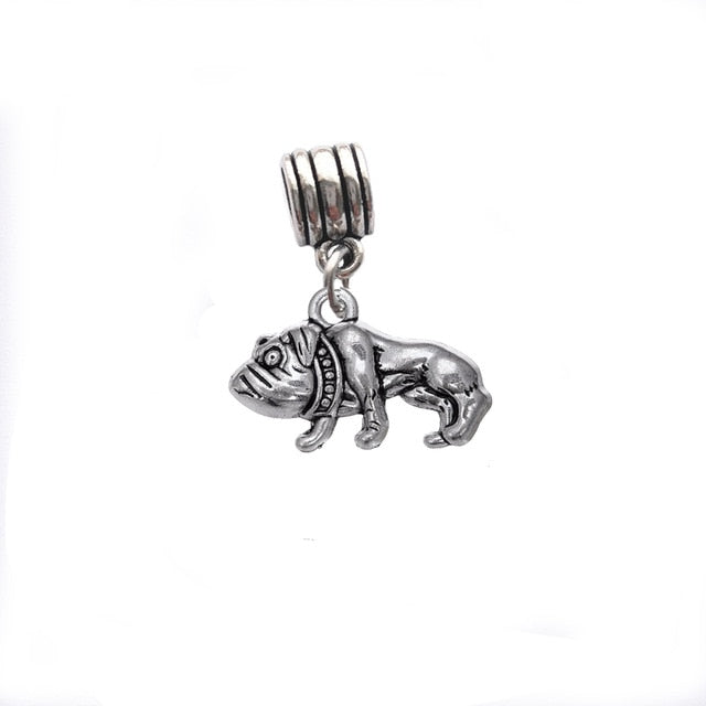 Dog Antique  Charms