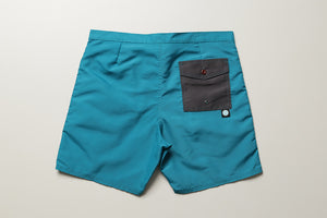 KATIN + BLUER  Trunk Limited Edition (GRY x TURQ) / MEN