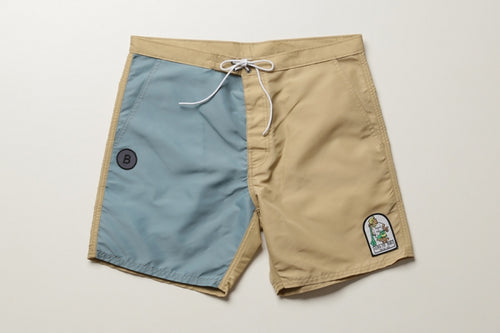 KATIN + BLUER  Trunk Limited Edition (BEG x SAX) / MEN