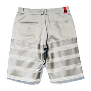 HALF-STRETCH SHORTS -陽- (SLV×SLV)