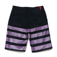 HALF-STRETCH SHORTS -JUPITER- (NAV×PPL)