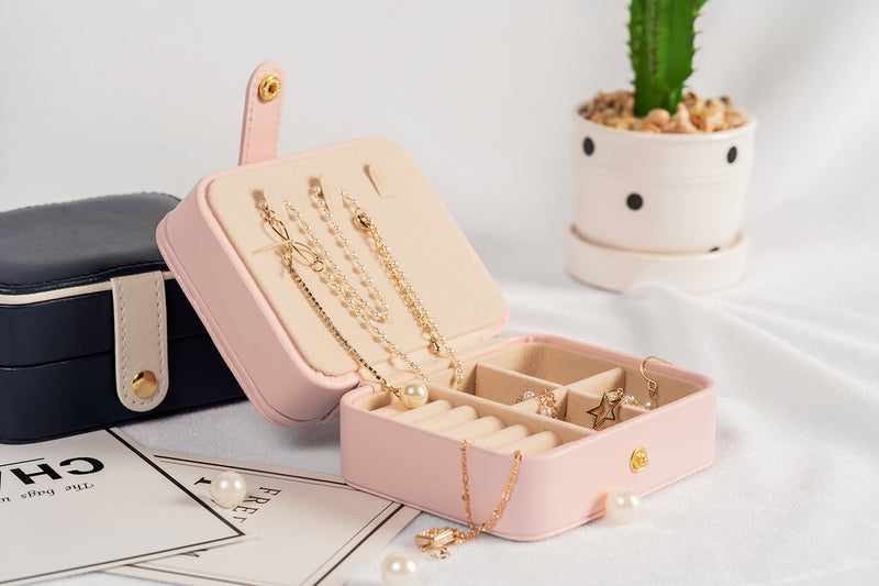 Double-Layer Jewelry Box