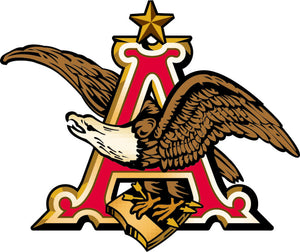 Anheuser Busch Logo Decal Sticker