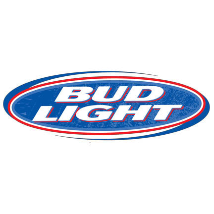 Bud Light Logo Decal