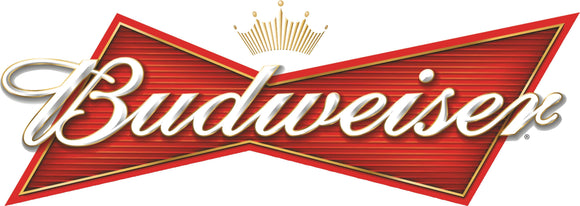 Budweiser Logo Decal