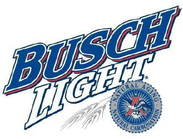 Busch Light Decal
