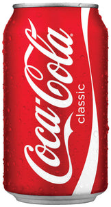 Coke Can Decal