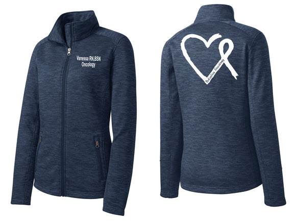 Pediatric Oncology Nurse Jacket