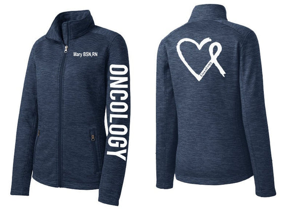 Oncology Nurse Jacket