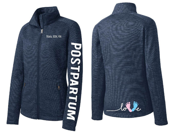 Postpartum Nurse Jacket