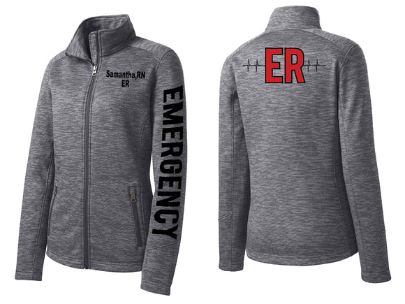ER Rhythm Emergency Department Jacket