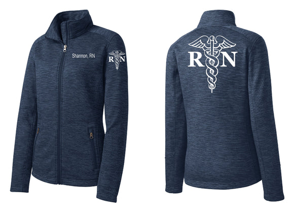 RN Caduceus Nurse Jacket