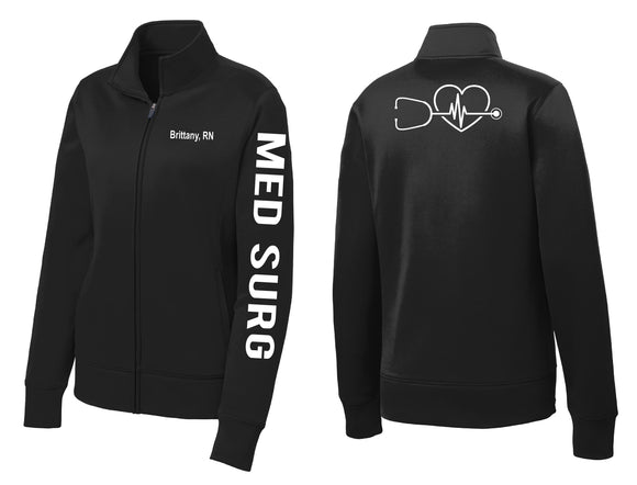 Med Surg Nurse Jacket