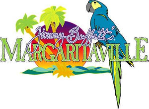 Margaritaville Vinyl Decal