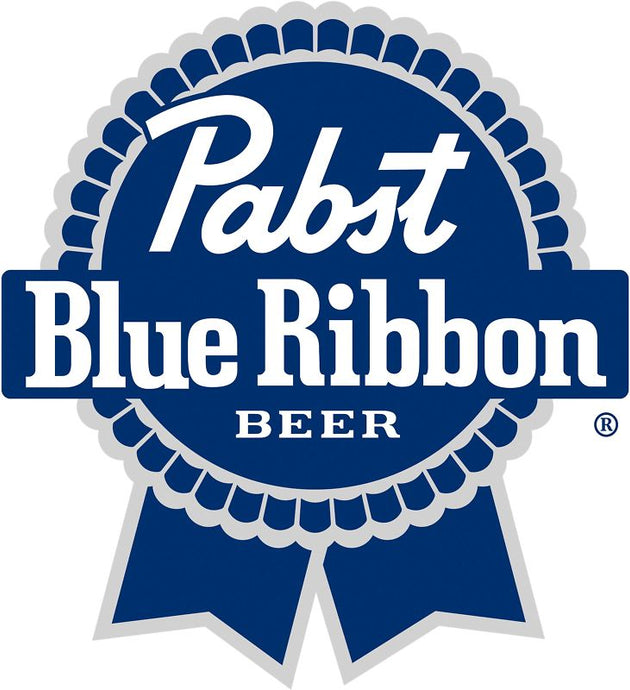 Pabst Blue Ribbon Decal