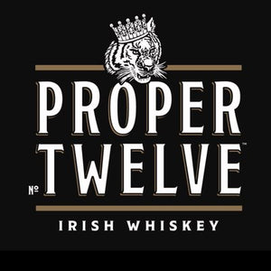 Proper Twelve Whiskey Logo