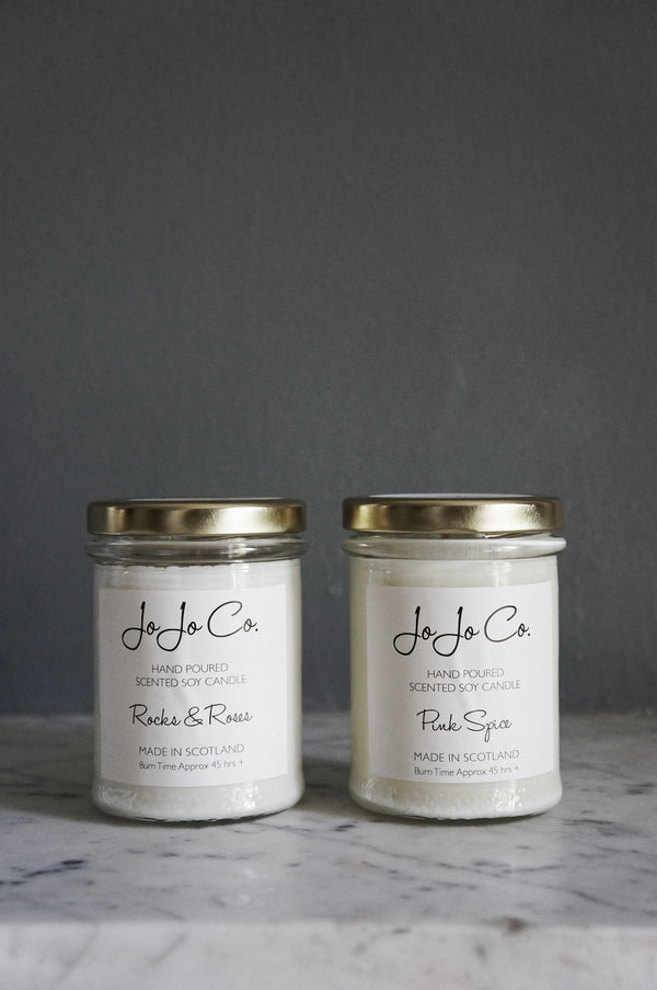 June Offer! 20% Off Candles