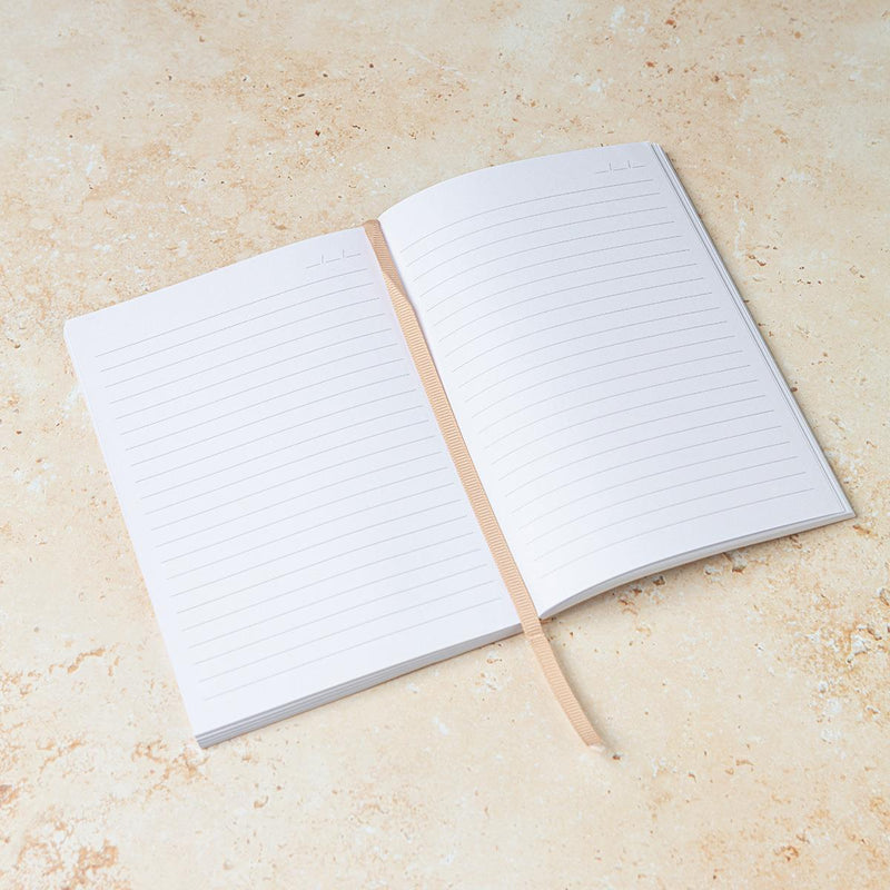A6 Tan Notebook