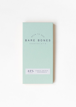 Bare Bones 68% Dark Chocolate