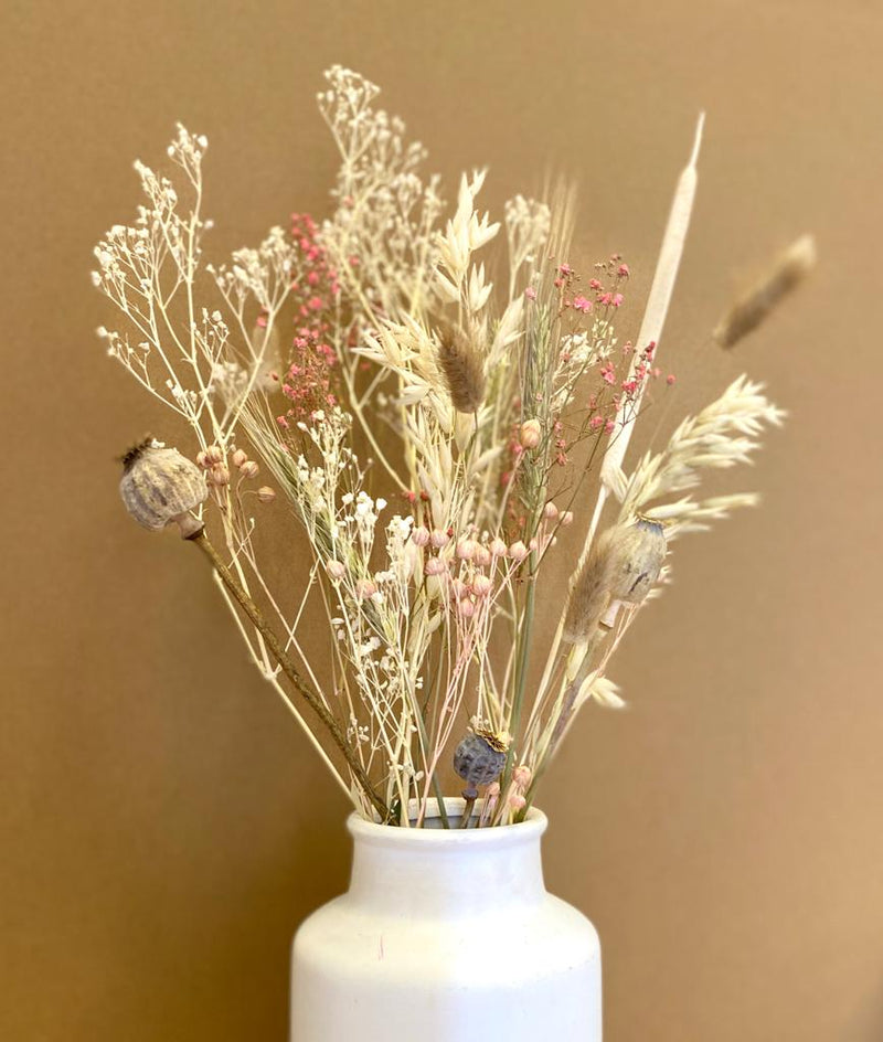 *NEW* The 'Earthy' DIY dried flower arrangment