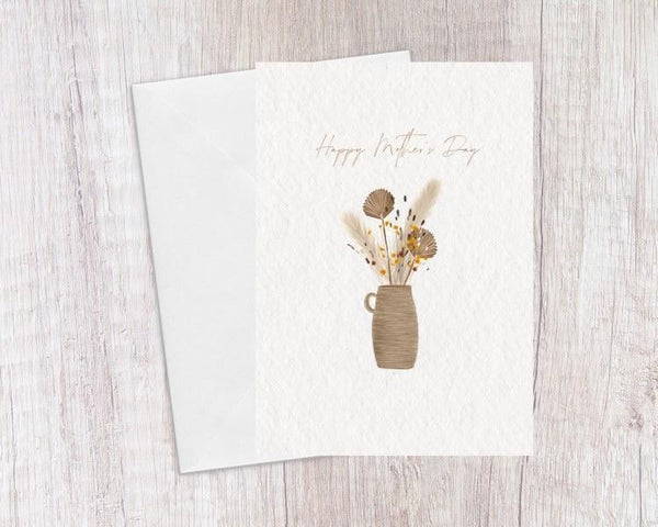 Mother's Day - Cove & May Collab Greeting Card