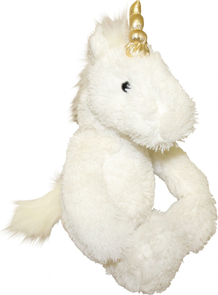 Plush Unicorn White