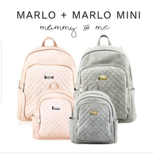 Load image into Gallery viewer, Mini Marlo backpack