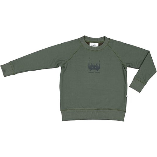 Mini Crew Sweater