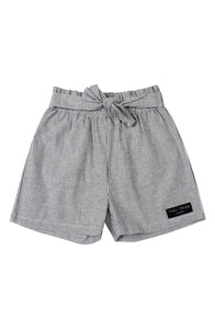 Tiny Tribe Stripe Tie Shorts