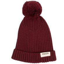 Load image into Gallery viewer, POM POM Ribbed Beanie