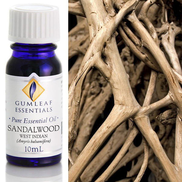 Essential Oil Sandlewood West Indian
