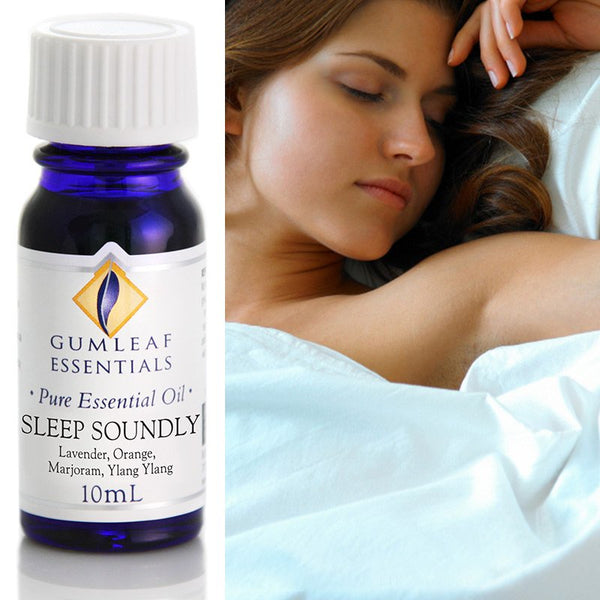 Essential Oil Sleep Soundly