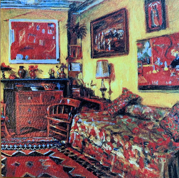 Card Pack Margaret Olley Yellow Interior