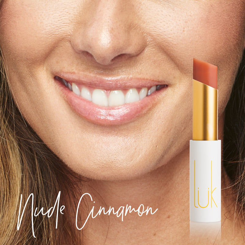 Luk Lip Nourish - Nude Cinnamon