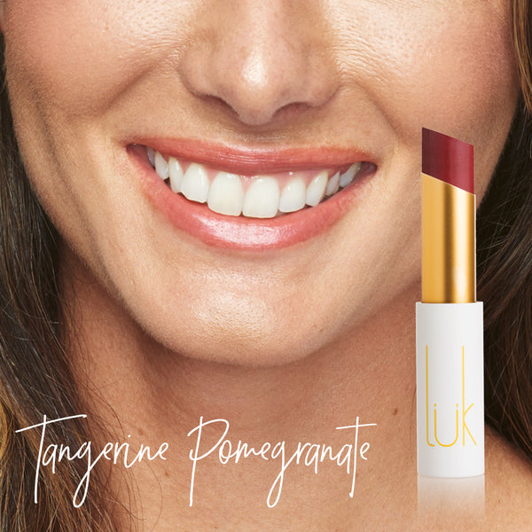 Luk Lip Nourish - Tangerine Pomegranate
