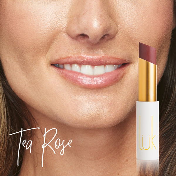 Luk Lip Nourish - Tea Rose