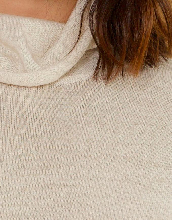 Zacket & Plover roll neck pullover